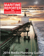 Maritime Reporter Media Guide