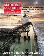 Maritime Reporter Media Guide